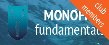 Monofin Fundamentals course