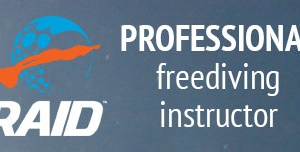Professional Freediver Instructor course