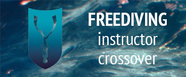 Professional Freediver Instructor Crossover course