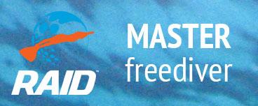 RAID Master Freediver course