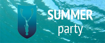 Go Freediving Summer Party