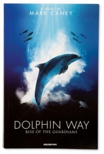 Dolphin Way Front Cover by Mark Caney