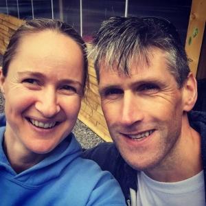 Go Freediving Emma Farrell and David Kent