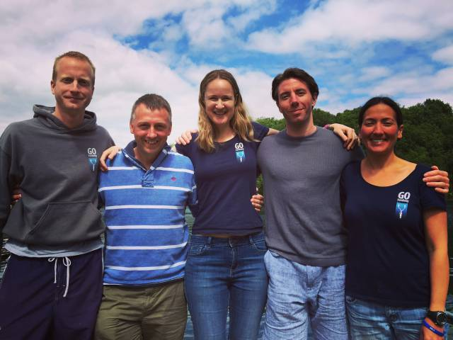 Go Freediving RAID Master Freediving Course Aug 2016 students and instructors
