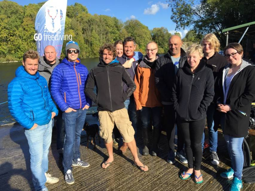 freediving courses in the uk student photo