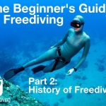 Beginners Guide to Freediving - History of Freediving