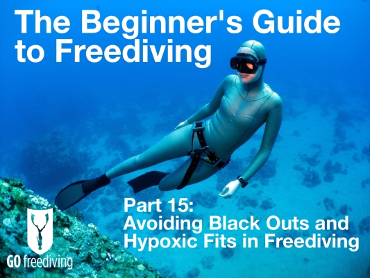 Beginners guide to freediving Avoiding black outs and hypoxic fits in Freediving