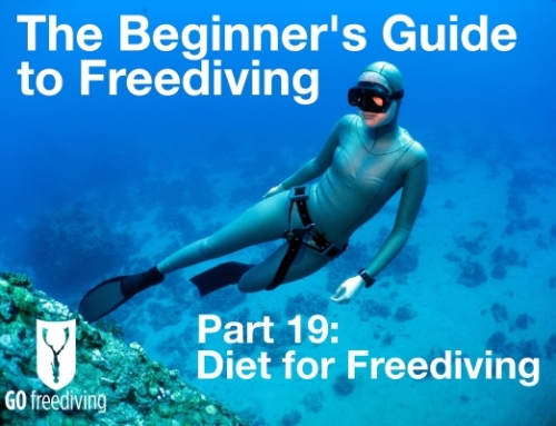 Diet For Freediving