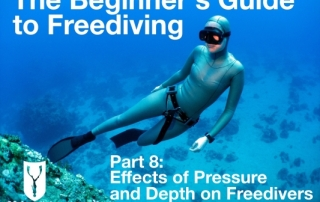 Beginners guide to freediving Effects of Pressure and Depth on Freedivers
