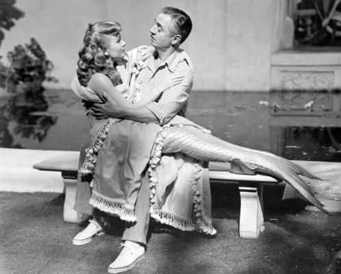 Go Freediving - Top Ten Mermaid Films - Mr Peabody and the Mermaid