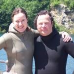 Emma Farrell Go Freediving Hugh Fearnley-Whittingstall