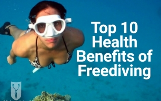 Go Freediving top 10 health benefits of freediving