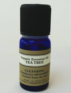 Steam inhalation for freediving tea tree essential oil