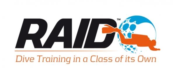 Go Freediving - Blue Abyss and DiveRAID Partnership Announced DiveRAID logo