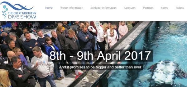 Go freediving The Great Northern Dive Show – Blue Abyss and DiveRAID Partnership