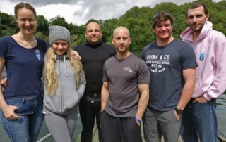 Best Freediver Courses - group