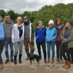 Weekend Freediving Courses in September - group photo