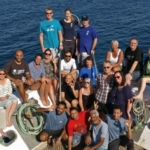 Liveaboard diving holiday on the Red Sea - Group Photo