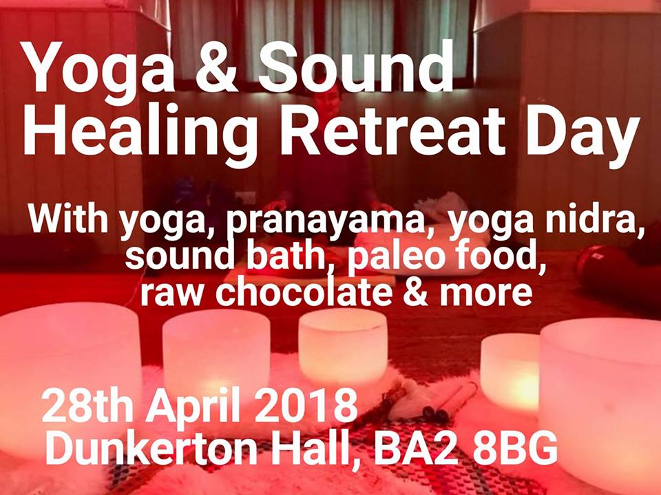 yoga retreat april