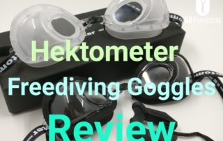 Hektometer Freediving Goggles Review featured image