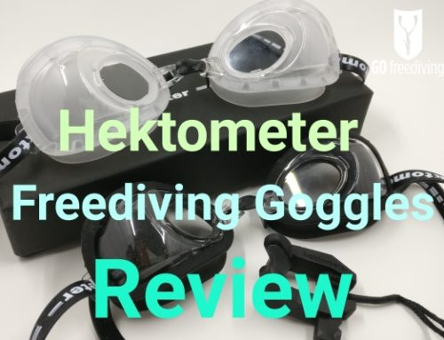 Hektometer Freediving Goggles Review