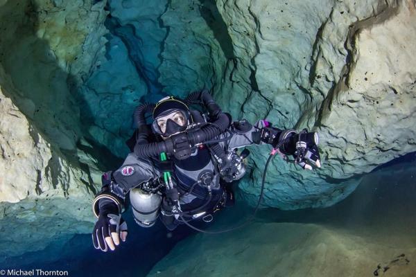 go freediving - Gemma diving- gemmas accident credit Michael Thornton