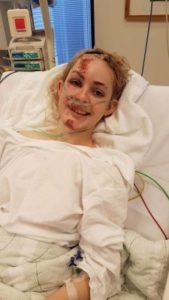 go freediving - Gemma smiling - gemmas accident