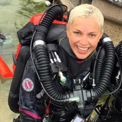 go freediving - gemma smith - diver