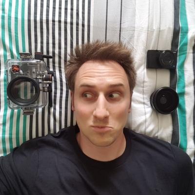 Go freediving - freediving and photography - Lance Sagar