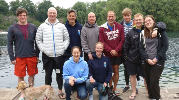 Learning to Freedive RAID and ADVANCED group photo