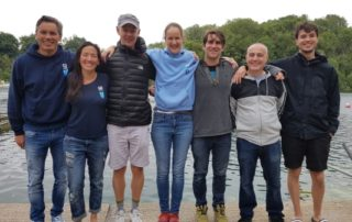 go freediving - freediving courses with Go Freediving - Group Photo