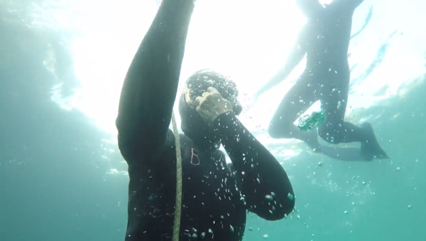 go freediving - learn to freedive safely - diving6