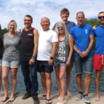 go freediving - midweek freediving courses - group photo
