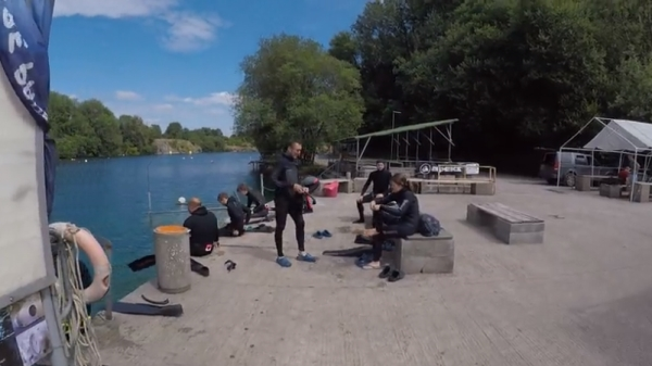 go freediving - midweek freediving courses - quieter3