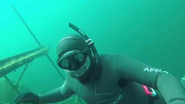 go freediving - what happens on a freediving course - day2
