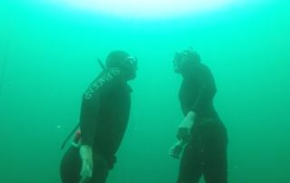 Go Freediving - What do you learn on a freediving course - Buddy