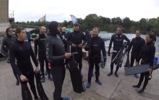 Go Freediving - What do you learn on a freediving course - kit