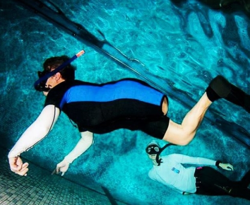 Go Freediving divability