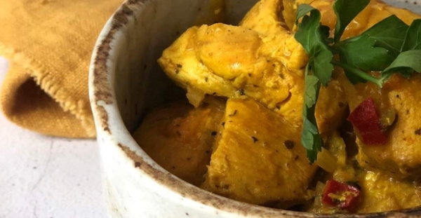 The Little Book of Happy Healthy Living curry