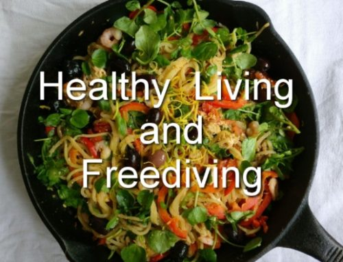 Healthy Living For Freediving – A Contributor eBook