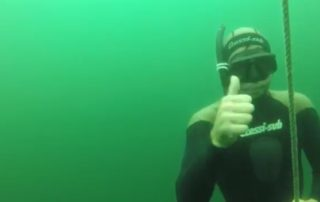 When is the best time to do a freediving course 10