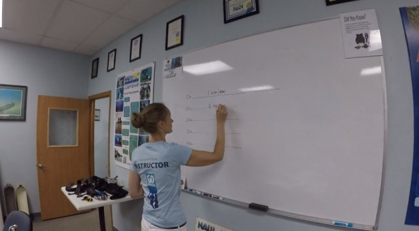 freediving in the us - classroom2