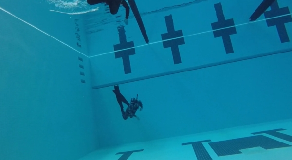 freediving in the us - pool4