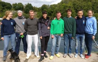 RAID Advanced Freediver Course group