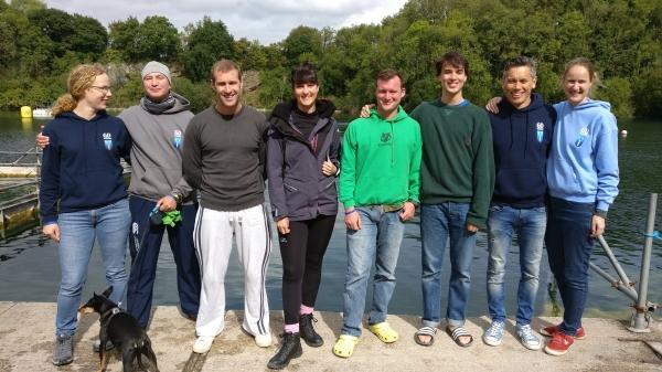 RAID Advanced Freediver Course group
