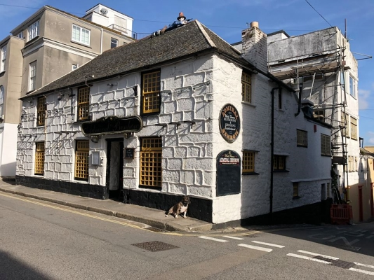The Admiral Benbow pub