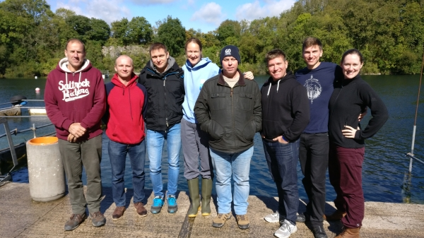 freediver course group