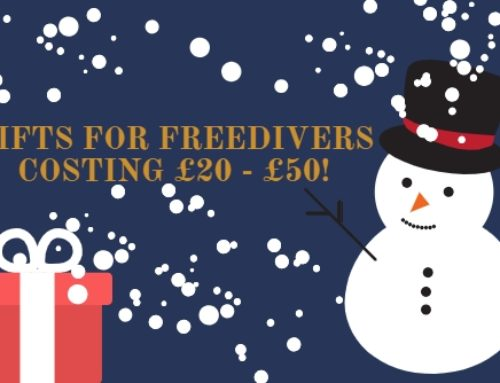 Presents For Freedivers This Christmas Costing £20 – £50