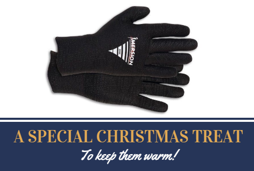 gifts for freedivers - gloves