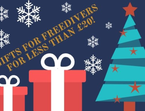 Top Gifts For Freedivers This Christmas Costing Around £20!